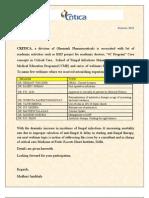 Dr Sandeep Dewan Webinar Invitation