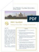Bric Spotlight Report India Banking April 2011