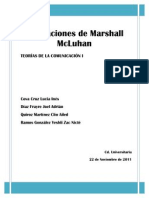 Aportaciones de Marshall McLuhan