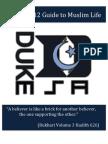 2011-12 Duke Guide to Muslim Life
