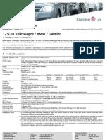 Produs Structurat Cu Randament de 12%