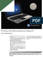 HP DV6-6186