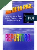 Dia de La Paz.