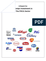 FMCG - Fast Moving Consumer Goods
