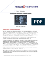 Barry Goldwater - RNC