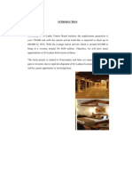 Project Appraisal_hotel Project in Sri Lanka