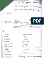 Lecture Material - Unit 1(Part 2) and Unit 2