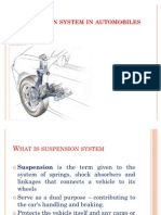 CH 11 Suspension System