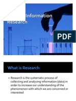 Medical Information Research