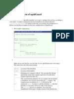 Squid Guard Basic Manual