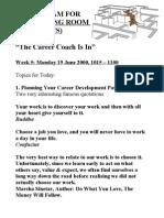 RCS Careers Program