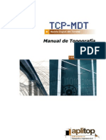 Mdt v5 1 Manual de Topografia