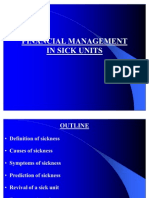 44398516 Financial Management in Sick Units