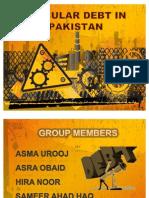 Circular Debt in Pakistan