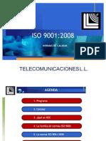 Presentación ISO 9001 2008