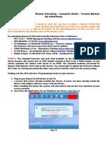 Huawei EC 150 3G USB Modem Unlocking Guide