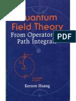Huang K. - Quantum Field Theory