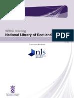 SB 12/10 National Library of Scotland Bill (650KB pdf).pdf