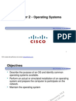 CCNA Dis1 - Chapter02 - Operating System [Compatibility Mode]