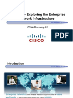 CCNA Dis3 - Chapter 2 - Exploring the Enterprise Network Infrastructure_ppt [Compatibility Mode]