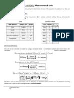 POGIL - Measurement