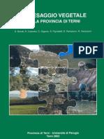 Il paesaggio vegetale della Provincia di Terni
