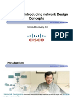 CCNA Dis4 - Chapter 1 - Introducing Network Design Concepts_ppt [Compatibility Mode]