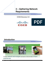 CCNA Dis4 - Chapter 2 – Gathering Network Requirements_ppt [Compatibility Mode]