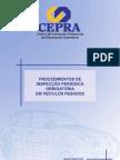 CEPRA - Procedimentos de Inspecção Periódica Obrigatória em Veículos Pesados