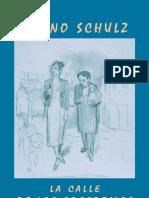 La Calle de Los Cocodrilos de Bruno Schulz