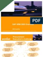 SRM 5.0 Application Overview