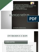 Presentación - Rango Movil