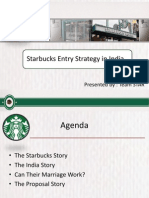 Team STAR - Starbucks in India