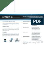 Sales Sheet US