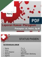 Case Pterygium - Print