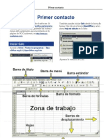 Open Office - Calc Nivell 1