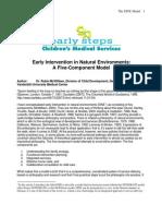 EINE - A Five-Component Model