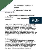 DVB paper
