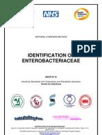 Id of Enterobacteriaceae