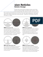 Brochure Reticles