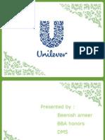 Case Study On Uniliver ppt.
