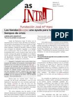 Boletín Noticias  Fundación Intra José María Haro Enero 2012