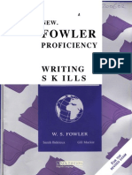 New Fowler Proficiency. Writing Skills 2