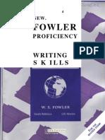 New Fowler Proficiency. Writing Skills 2