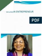 Women Enterpreneurs Presentation