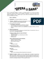 PROMO OPERA Y GANA con la Cooperativa Luque Ltda. 25 años.