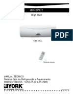 Manual Tecnico High Wall Atlas ADA