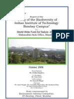 Biodiversity in Mumbai Report[1]