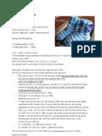 Vlinder sokken