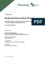 Regional Innovation Monitor